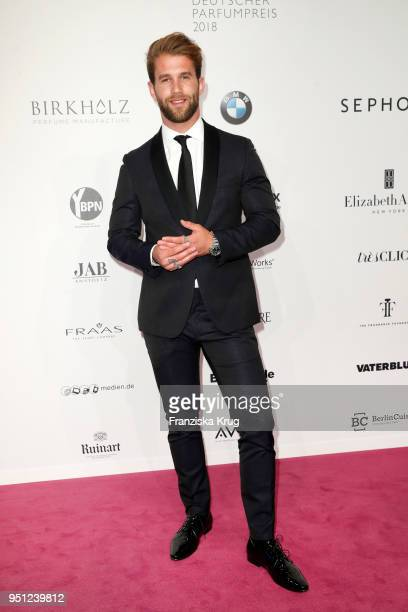 Andre Hamann attends the Duftstars at Flughafen Tempelhof on April 25 2018 in Berlin Germany