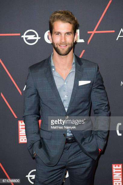 Andre Hamann attends the New Faces Award Film at Haus Ungarn on April 27 2017 in Berlin Germany