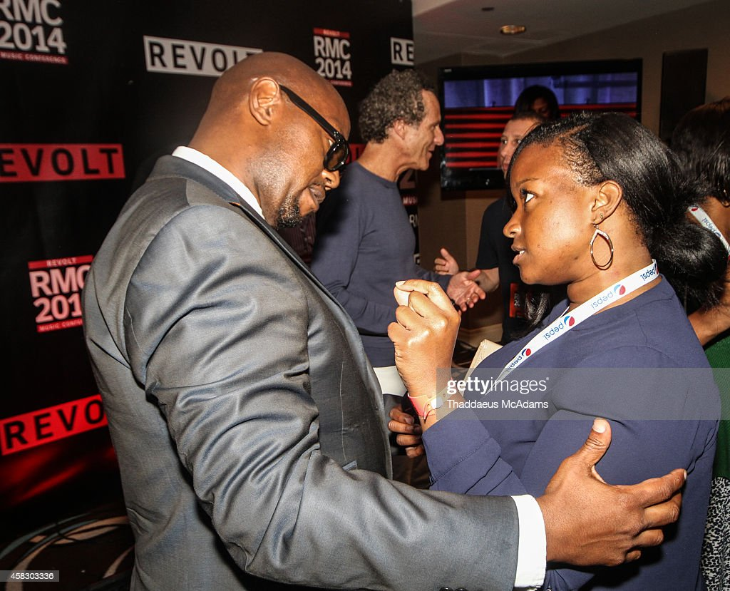 Revolt Music Conference - Day 1 : News Photo