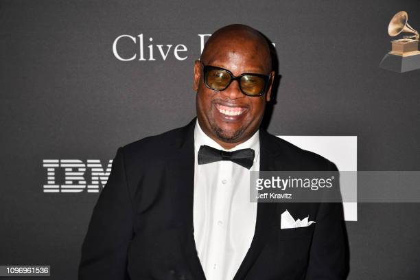 Andre Harrell attends The Recording Academy And Clive Davis' 2019 PreGRAMMY Gala at The Beverly Hilton Hotel on February 9 2019 in Beverly Hills...