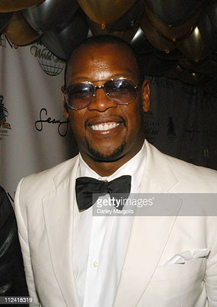 """Andre Harrell during 2004 CFDA Fashion Awards - Sean John / Zac Posen After Party Hosted by Sean """"P. Diddy"""" Combs at Marquee in New York City, New..."""