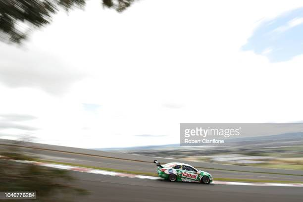 Andre Heimgartner drives the Nissan Motorsport Nissan Altima during the Bathurst 1000 which is race 25 of the Supercars Championship at Mount...