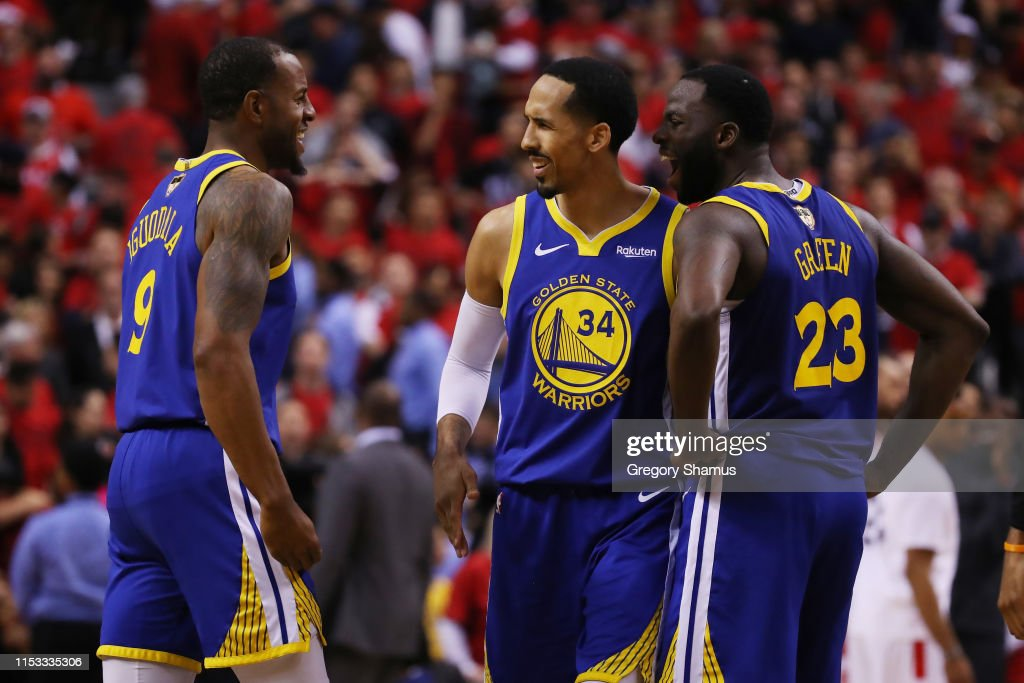 2019 NBA Finals - Game Two : News Photo