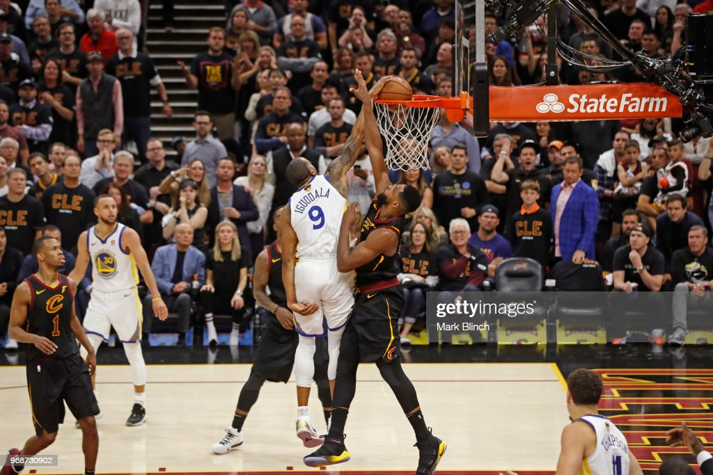 2018 NBA Finals - Game Three : News Photo