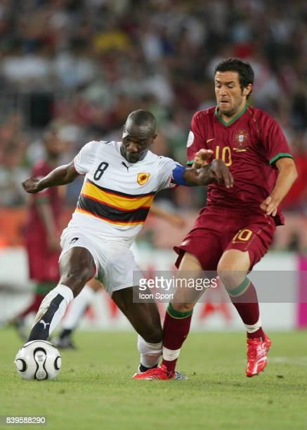 Andre MACANGA / Hugo VIANA Angola / Portugal Coupe du Monde 2006