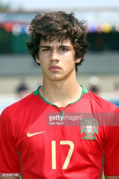 Andre Miguel VALENTE DA SILVA Portugal / Guinee Mondial Minimes Tournoi International U16 Montaigu