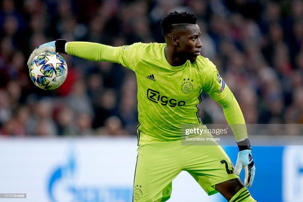 Ajax v Chelsea - UEFA Champions League : ニュース写真