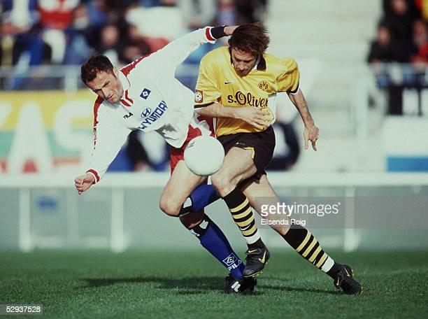 0 Andre PANADIC/HSV Sergej BARBAREZ/Dortmund