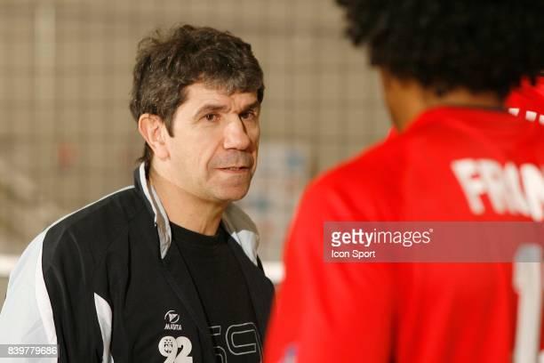 Andre PATIN Rennes / Asnieres 21eme journee de Pro A