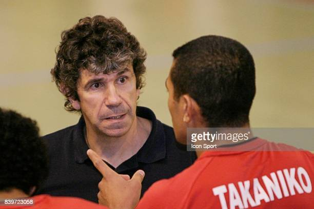 Andre PATIN Asnieres Volley 92 / Ajaccio 6e journee Pro A Gymnase des Courtilles