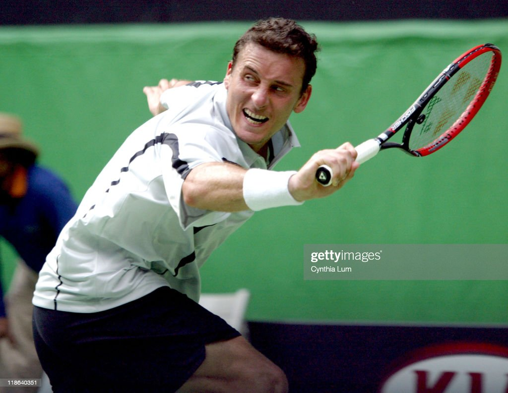 2004 Australian Open - Men's Singles - Fourth Round - Juan Carlos Ferrero vs