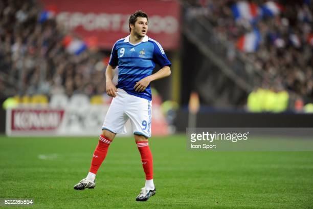 Andre Pierre GIGNAC France / Lituanie Eliminatoire de la Coupe du Monde 2010