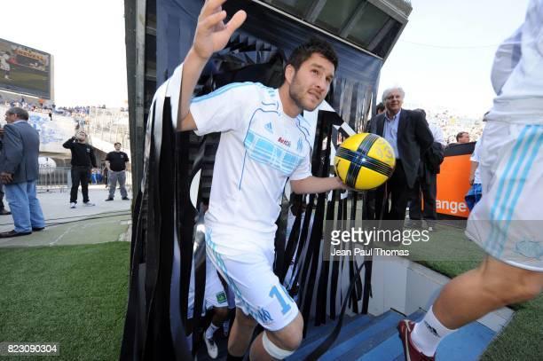 Andre Pierre GIGNAC Marseille / Auxerre 33e journee de Ligue 1