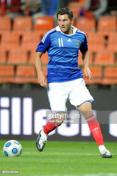 Andre Pierre GIGNAC France / Nigeria Match amical a Saint Etienne