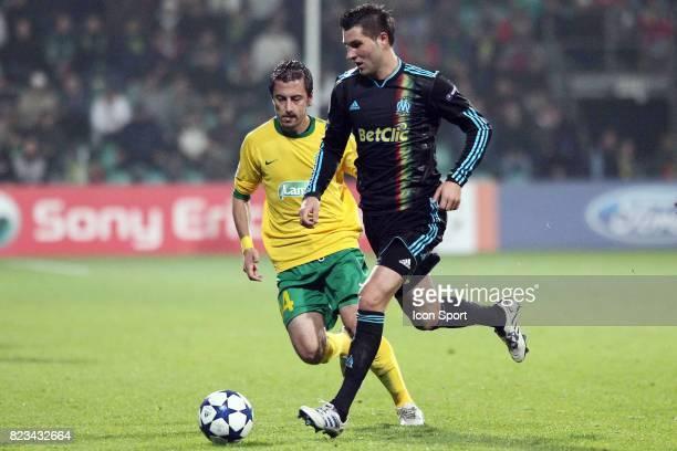 Andre Pierre GIGNAC Zilina / Marseille Champions League 2010/2011