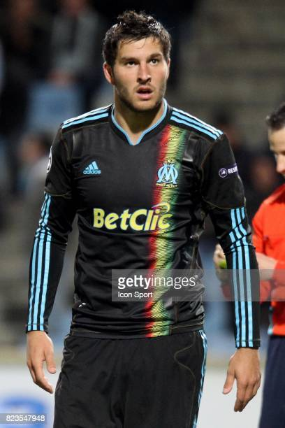 Andre Pierre Gignac Zilina / Marseille Champions League 2010/2011
