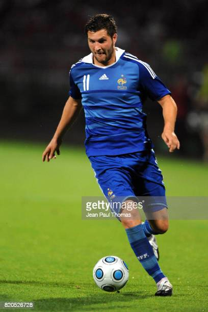 Andre pierre GIGNAC France / Turquie Match Amical Stade de Gerland Lyon