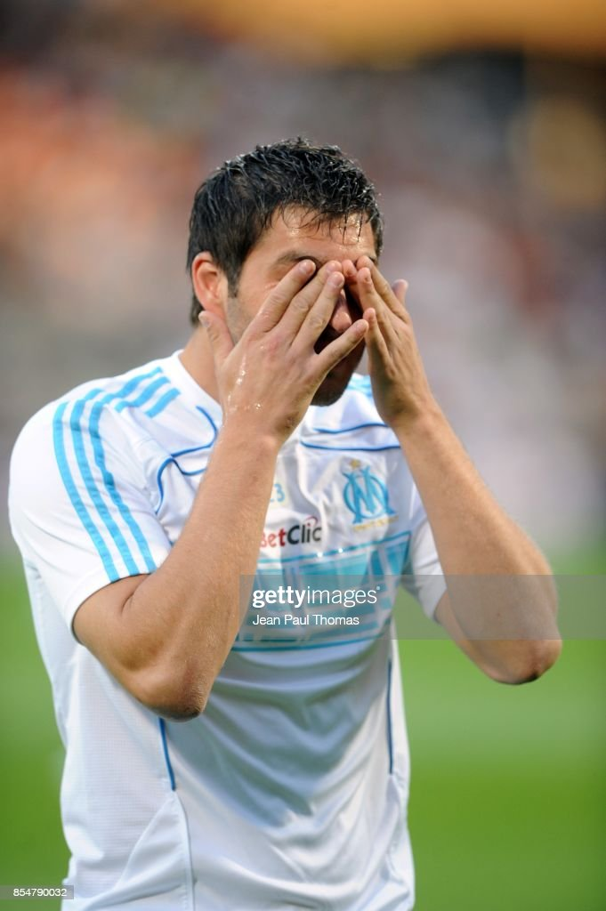 Andre Pierre GIGNAC - 08.05.2011 - Lyon / Marseille - 34e journee Ligue 1, : News Photo