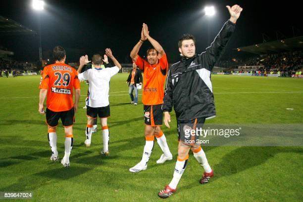 Andre Pierre GIGNAC Lorient / Auxerre 36eme journee de Ligue 1