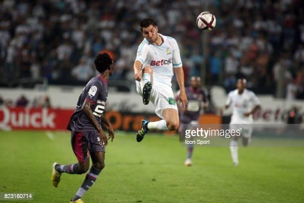Andre Pierre GIGNAC MArseille / Rennes 5eme journee de Ligue 1