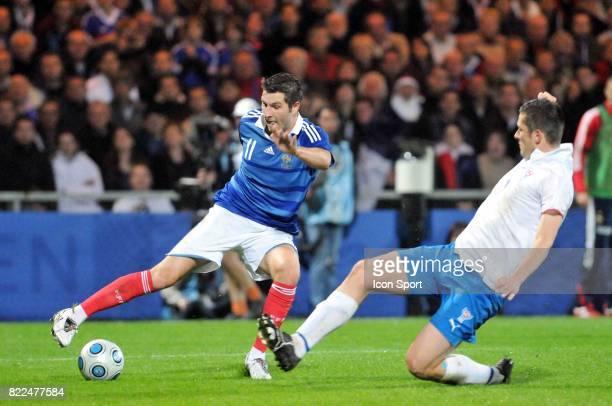 Andre Pierre GIGNAC France / Iles Feroe Qualifications Coupe du Monde 2010 Guingamp