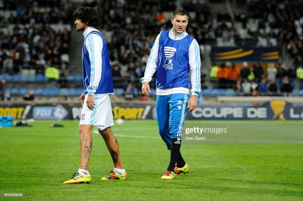 Andre Pierre Gignac : News Photo