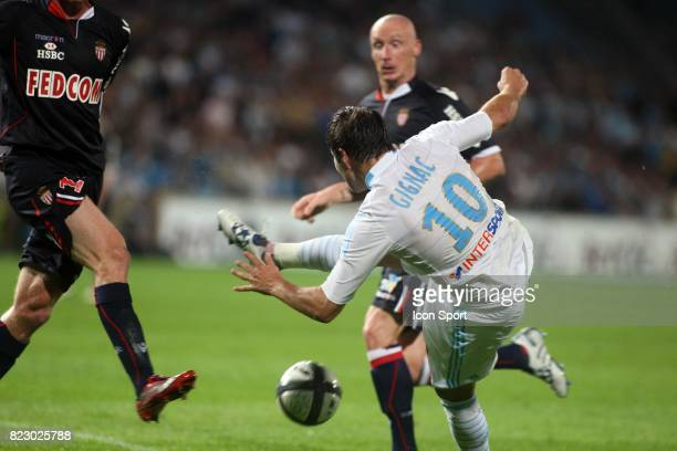 Andre Pierre GIGNAC Marseille / Monaco 5eme journee de Ligue 1