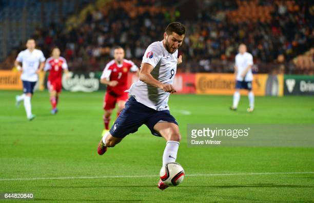 Andre Pierre GIGNAC Armenie / France Match Amical Photo Dave Winter / Icon Sport