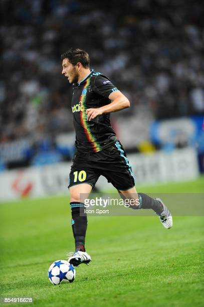 Andre Pierre GIGNAC Marseille / Spartak Moscou Champions League 2010/2011 Stade Velodrome Marseille