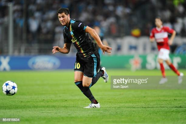 Andre Pierre GIGNAC Marseille / Spartak Moscou Champions League 2010/2011 Stade Velodrome Marseille