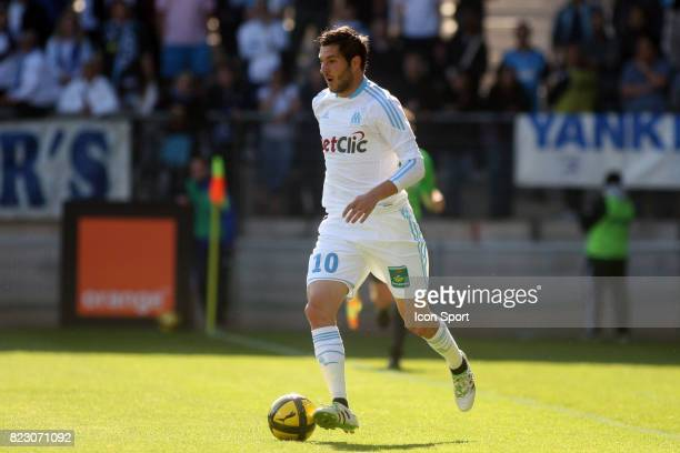 Andre Pierre GIGNAC Montpellier / Marseille 31e journee Ligue 1