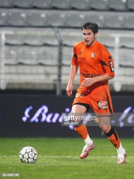 Andre Pierre GIGNAC Auxerre / Lorient 18e journee de Ligue 1