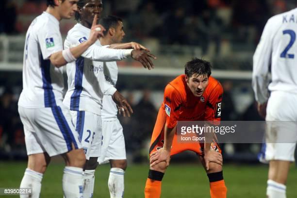 Andre Pierre GIGNAC Auxerre / Lorient 18e journee Ligue 1