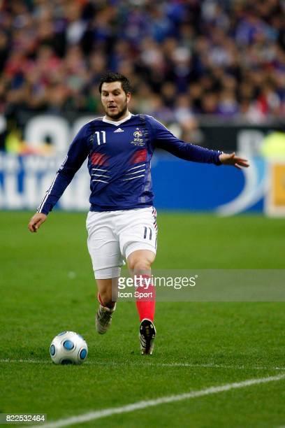 Andre Pierre GIGNAC France / Eire Barrage retour Qualifications Coupe du Monde 2010 Stade de France Saint Denis