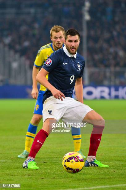 Andre Pierre GIGNAC France / Suede Match Amical Marseille Photo Dave Winter / Icon Sport
