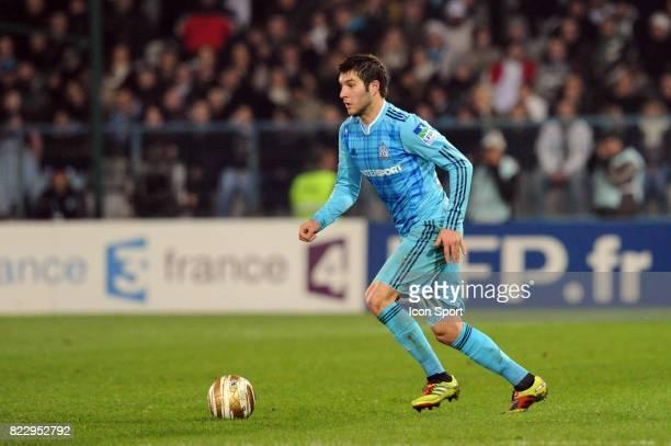 Andre Pierre GIGNAC Auxerre / Marseille 1/2 Finale Coupe de la Ligue