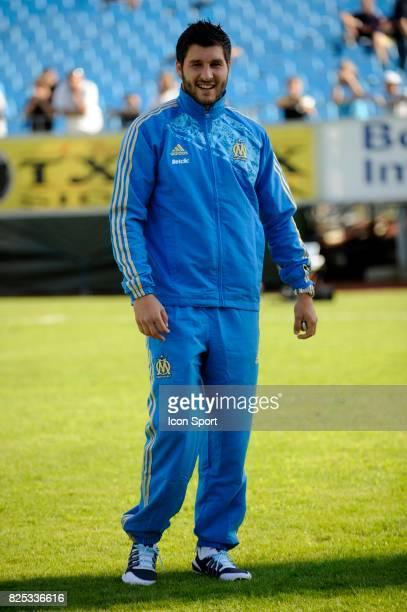 Andre Pierre GIGNAC Marseille / Betis Seville match de preparation Bayonne