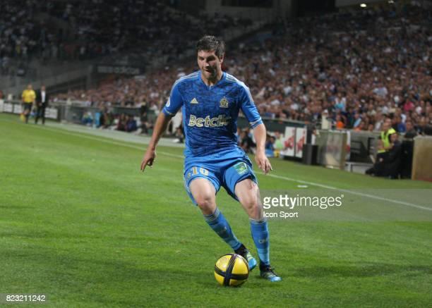 Andre Pierre Gignac Marseille / Valenciennes 37eme journee de Ligue 1