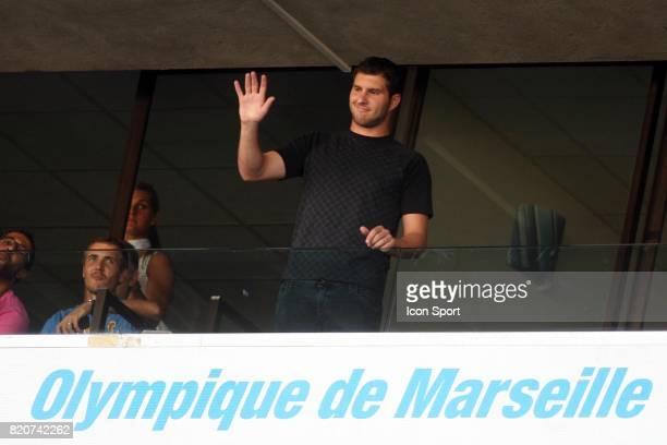 Andre Pierre GIGNAC Marseille / Lorient 3eme journee de Ligue 1