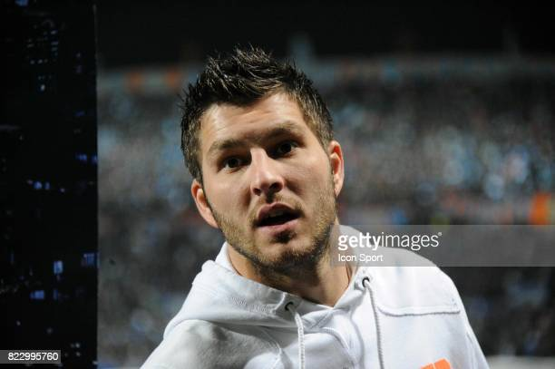 Andre Pierre GIGNAC Marseille / Manchester United 1/8 finale Champions League 2010/2011 Marseille