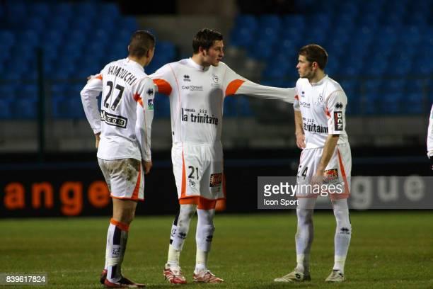 Andre Pierre GIGNAC Troyes / Lorient 26eme Journee de Ligue 1