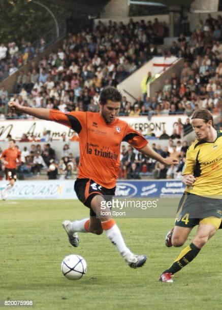 Andre Pierre GIGNAC Lorient / Nantes 4eme Journee de Ligue 1