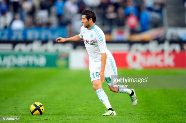 Andre Pierre GIGNAC Marseille / Nice Match en retard de la 32e journee Ligue 1