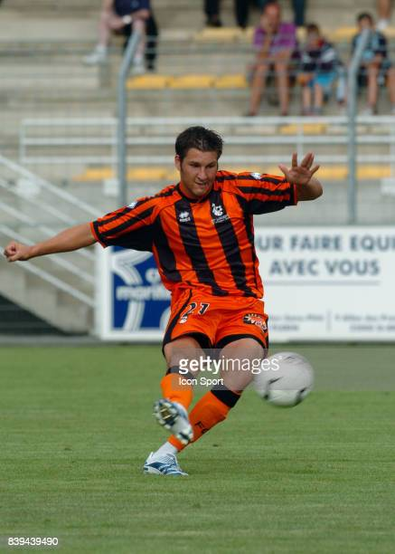 Andre Pierre GIGNAC Lorient / Lille Match amical