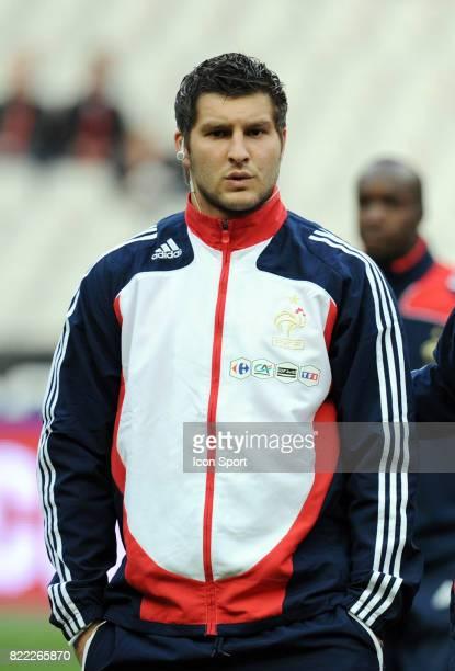 Andre Pierre GIGNAC / Cedric CARRASSO France / Lituanie Eliminatoire de la Coupe du Monde 2010