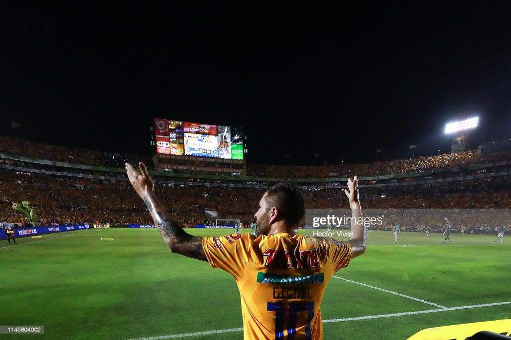 MEX: Tigres UANL v Leon - Final Torneo Clausura 2019 Liga MX