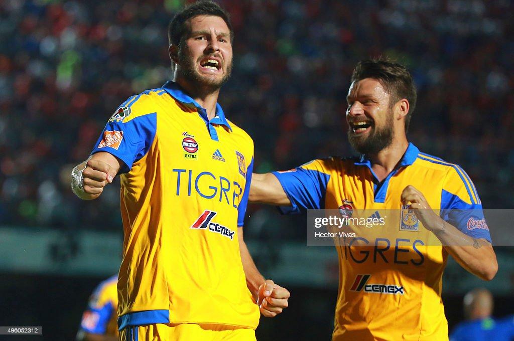 Veracruz v Tigres UANL - Apertura 2015 Liga MX
