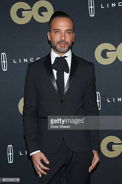Andre Quijano Tapia attends the GQ Men Of The Year Awards 2016 at Torre Virrelles on November 9 2016 in Mexico City Mexico
