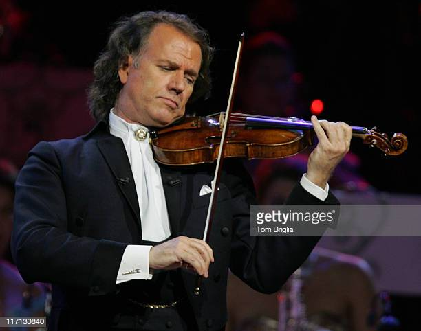 Andre Rieu Perfoming with the Johann Strauss Orchestra