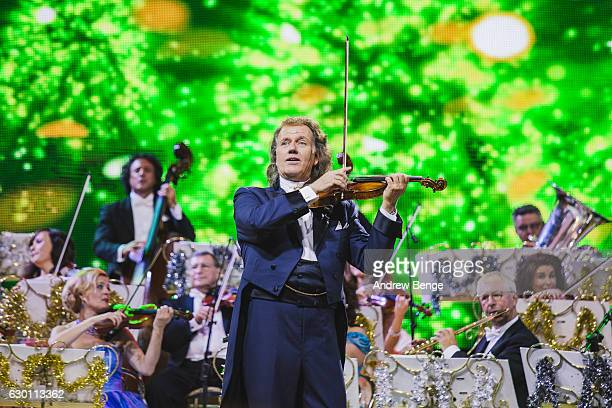 Andre Rieu performs at First Direct Arena on December 16 2016 in Leeds England